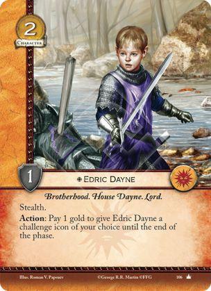 Edric Dayne