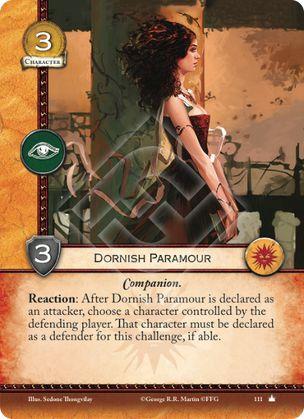 Dornish Paramour