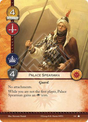 Palace Spearman