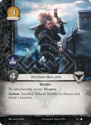 Veteran Builder