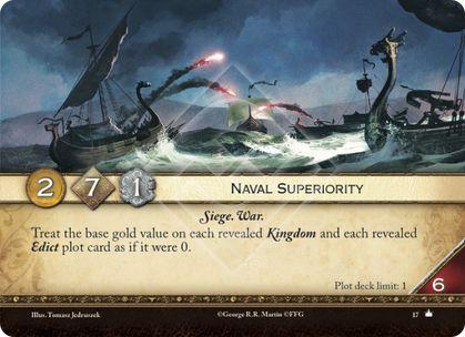 Naval Superiority
