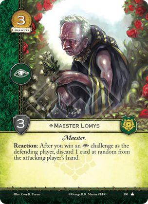 Maester Lomys