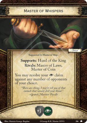 Master of Whispers