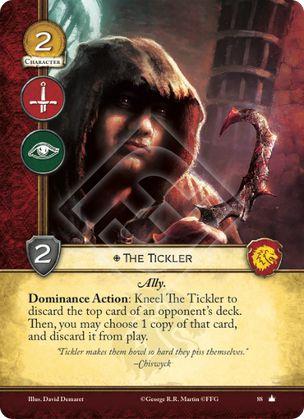 The Tickler