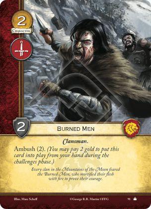 Burned Men