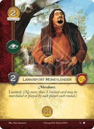 Lannisport Moneylender