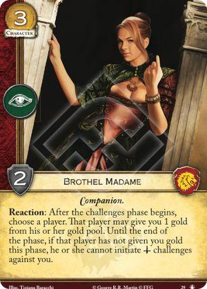 Brothel Madame