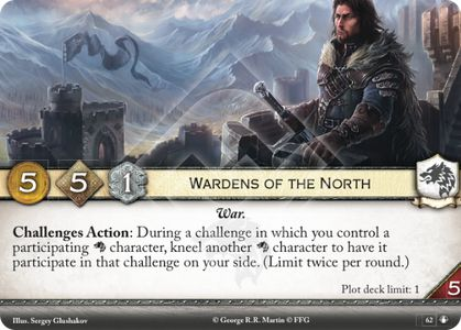 Wardens of the North