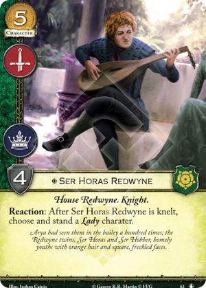 Ser Horas Redwyne