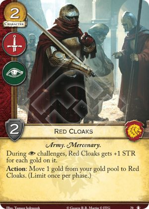 Red Cloaks