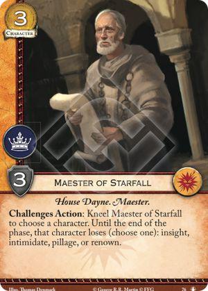Maester of Starfall