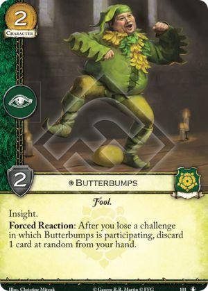 Butterbumps