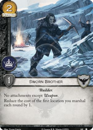 Sworn Brother