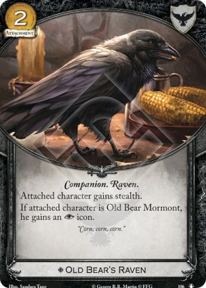 Old Bear's Raven