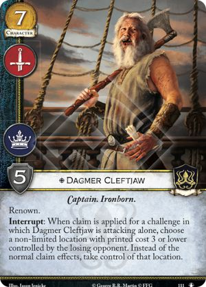 Dagmer Cleftjaw