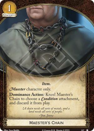 Maester's Chain