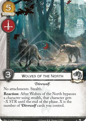 Wolves of the North