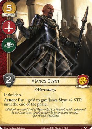 Janos Slynt