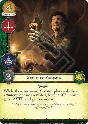 Knight of Summer