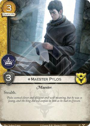 Maester Pylos