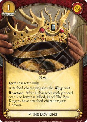 The Boy King