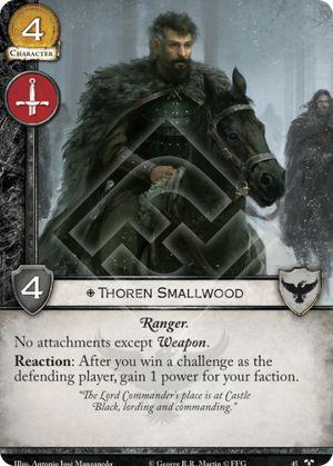 Thoren Smallwood