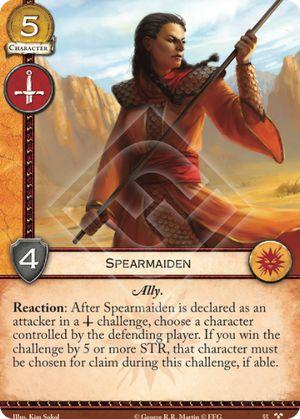 Spearmaiden