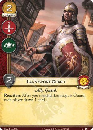 Lannisport Guard