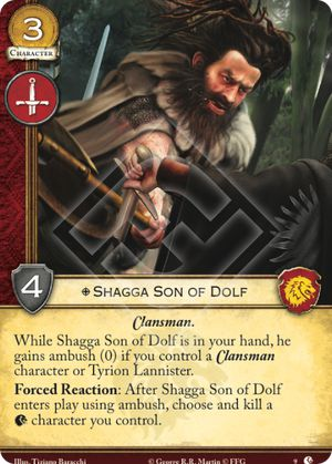 Shagga Son of Dolf