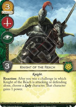 Knight of the Reach