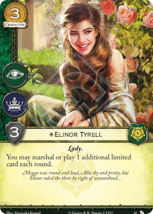 Elinor Tyrell