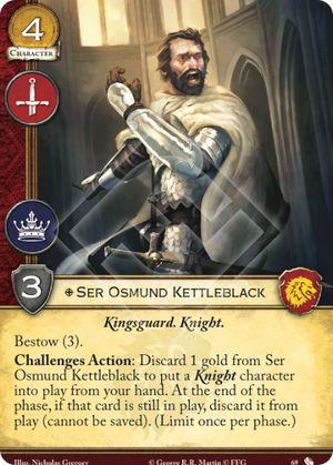 Ser Osmund Kettleblack