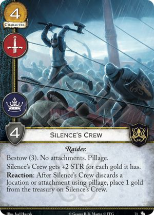 Silence's Crew