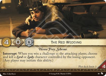 The Red Wedding