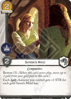 Sansa's Maid
