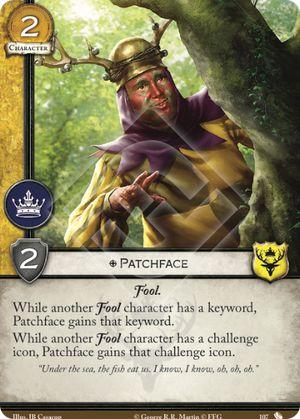 Patchface