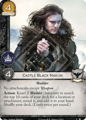 Castle Black Mason