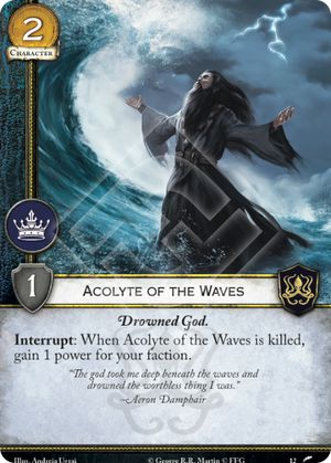 Acolyte of the Waves
