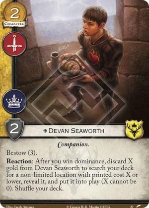 Devan Seaworth