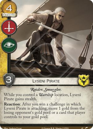 Lyseni Pirate