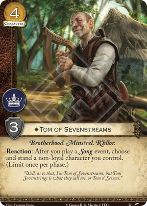 Tom of Sevenstreams