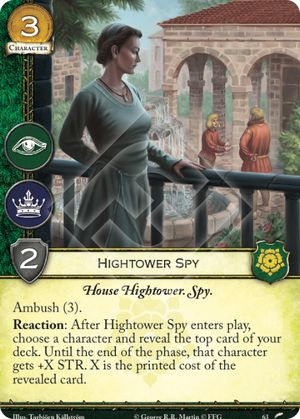Hightower Spy