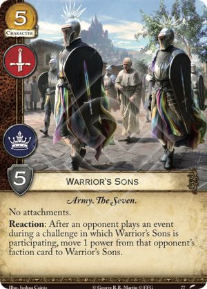 Warrior's Sons