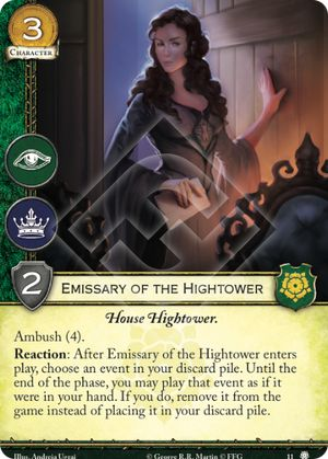 Emissary of the Hightower