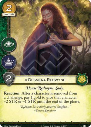 Desmera Redwyne