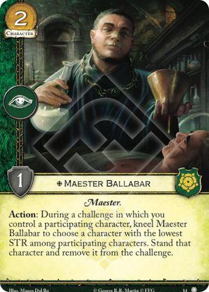 Maester Ballabar