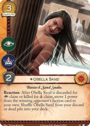 Obella Sand