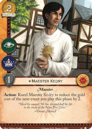 Maester Kedry