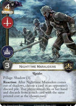 Nighttime Marauders