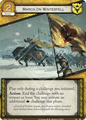 March on Winterfell